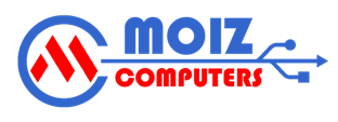 Moiz-Computers Logo